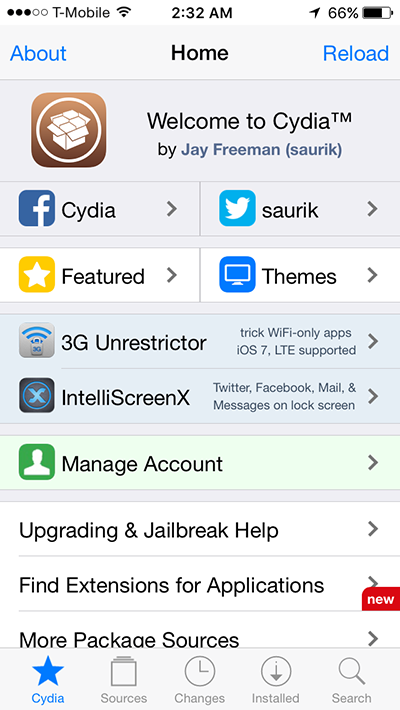 Cydia Cloud | Cydia Download on all iOS version (No Jailbreak Needed)