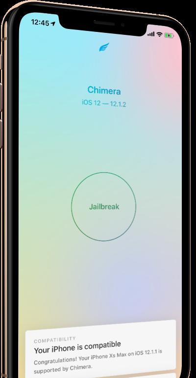 Chimera Jailbreak   iPhone XR, XS Max & iPhone XS Jailbreak
