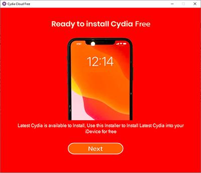 Cydia Cloud Free Freeware