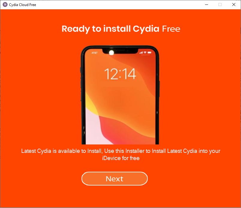 Cydia Cloud Free full screenshot